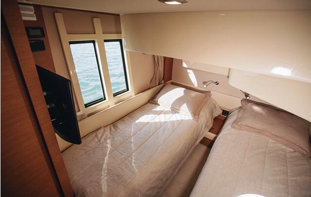 Azimut Flybrigde 42ft