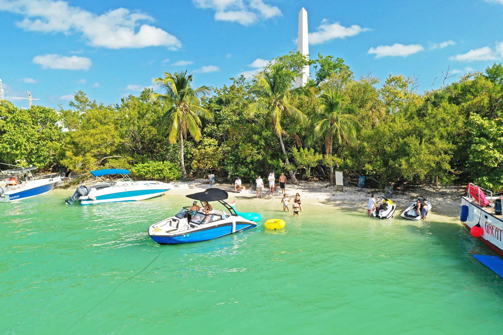 YAMAHA AR210 -Monument Island-