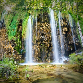 Split to Plitvice Lakes