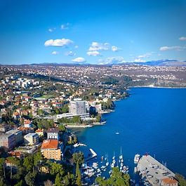 Private one-way transfer from Zagreb to Opatija