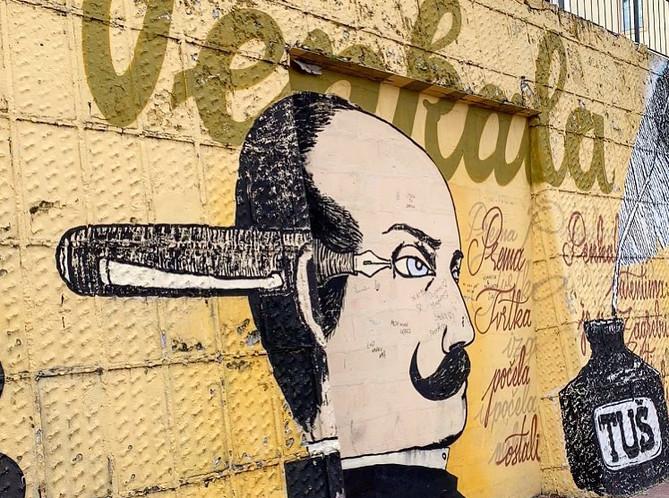 Murals - Zagreb Gradec