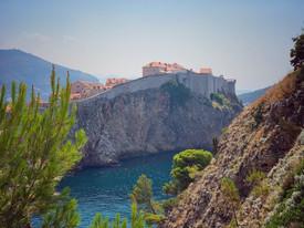Dubrovnik Old Town walls.jpg