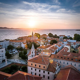 Private one-way transfer from Zagreb to Zadar