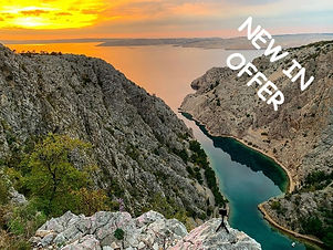 Zavratnica bay & Nehaj-Senj - Private tour from Zagreb