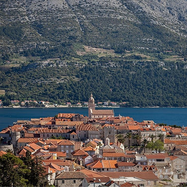 Dubrovnik to Korcula
