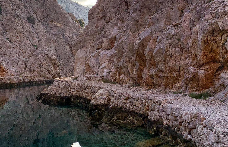 Velebit nature park - Zavratnica