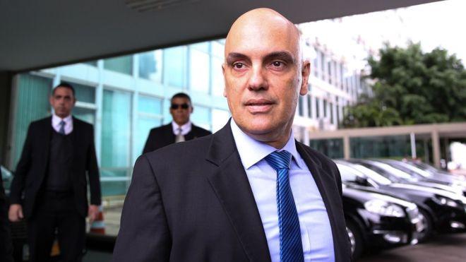 Alexandre de Moraes tem os requisitos para ser ministro do STF?