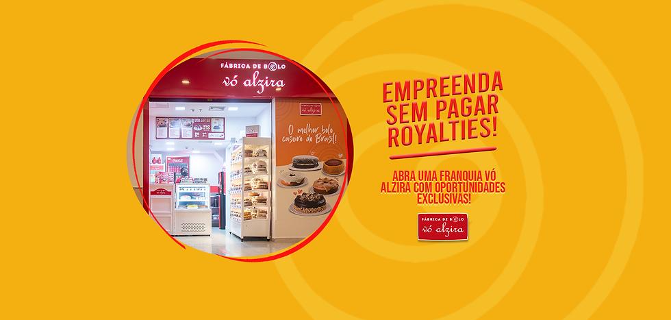 Banner Expansão_Não cobramos Royalties_1