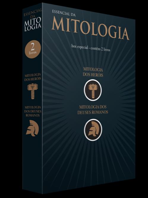 Box - O Essencial Da Mitologia - 2 Volumes