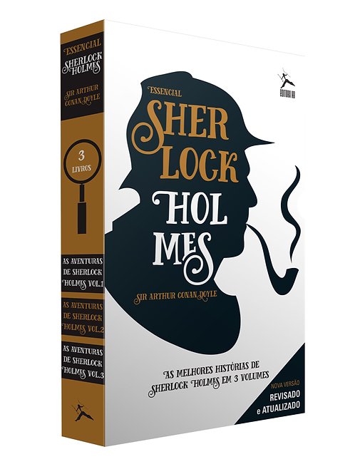 Box - O essencial Sherlock Holmes