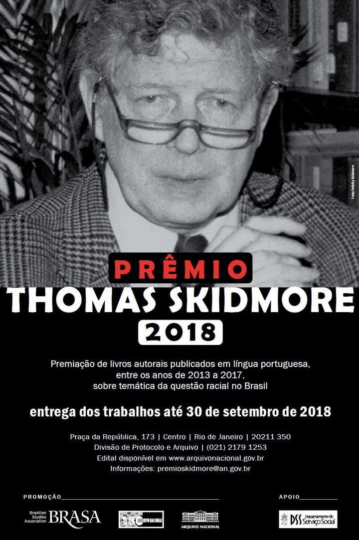 Prêmio Thomas Skidmore 2018