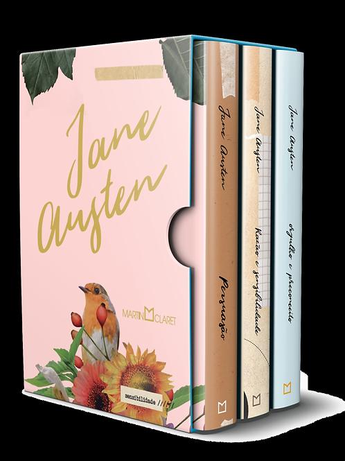 Box - Jane Austen - 3 Volumes