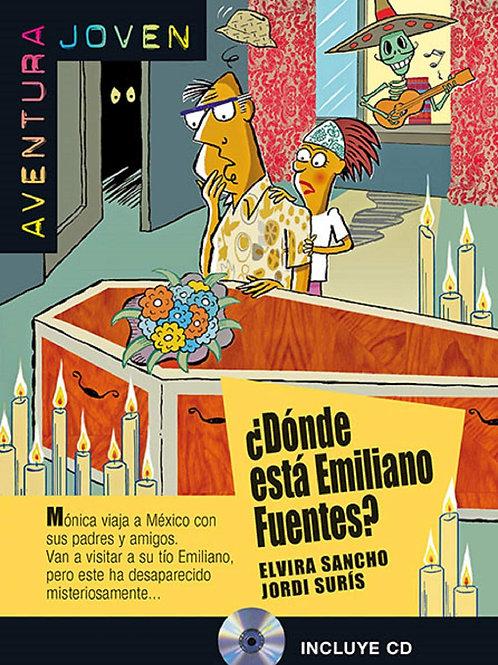 Donde Está Emiliano Fuentes? + Cd