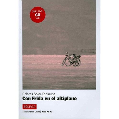 Con Frida En El Altiplano + Cd