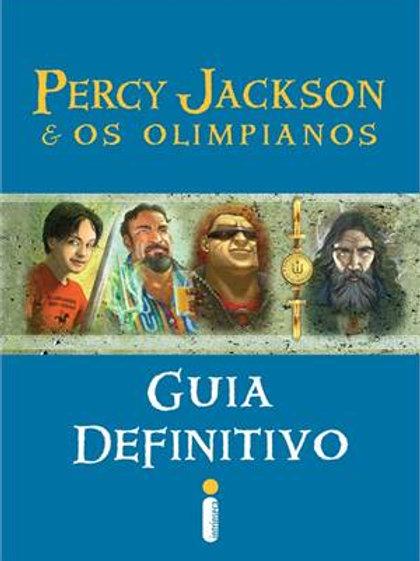 Percy Jackson e os Olimpiano:  Guia Definitivo