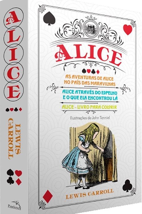 Box - Alice no país das maravilhas