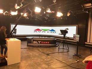 TN-IF-2,97 Indoor  - BLT TV Stüdyo - Isparta Türkiye