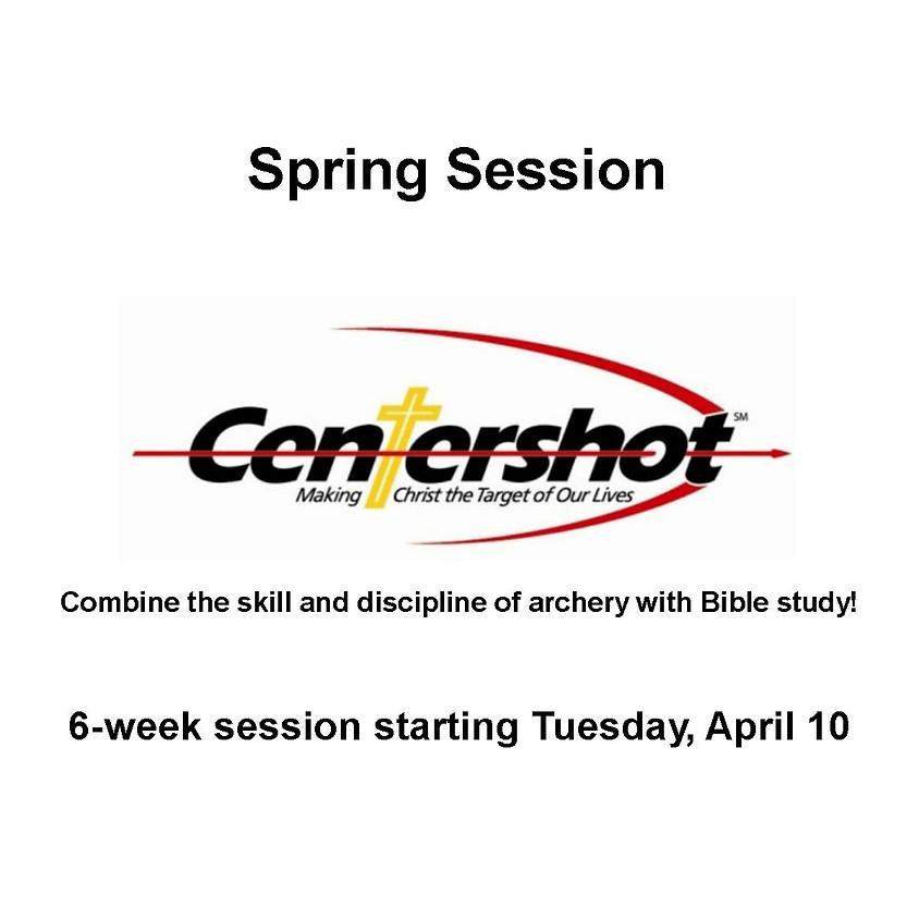 CenterShot Archery Spring Session