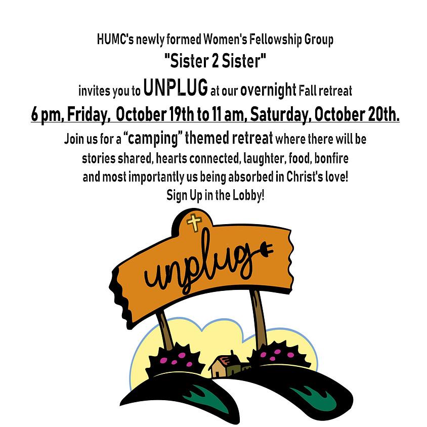 """Unplug"" Women's Retreat"