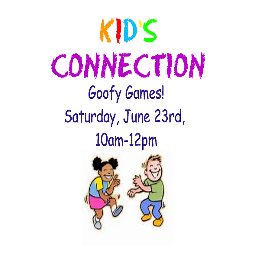 Kid's Connection - Goofy Games