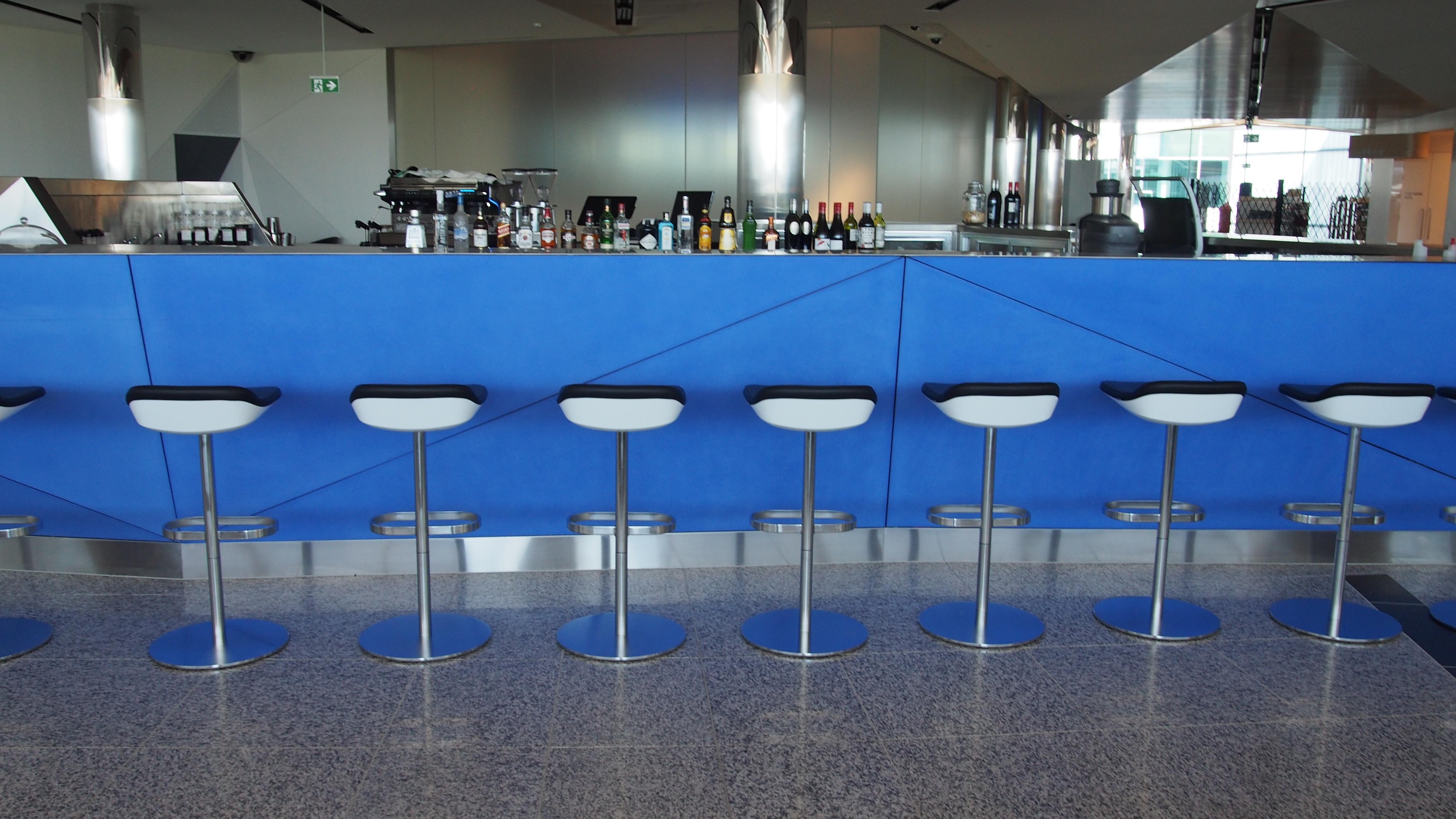 Internation Lounge Canberra Airport