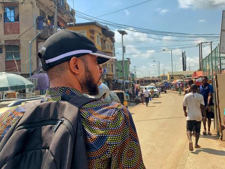 Exploring Street Food in Lagos w/ Anjola Awosika