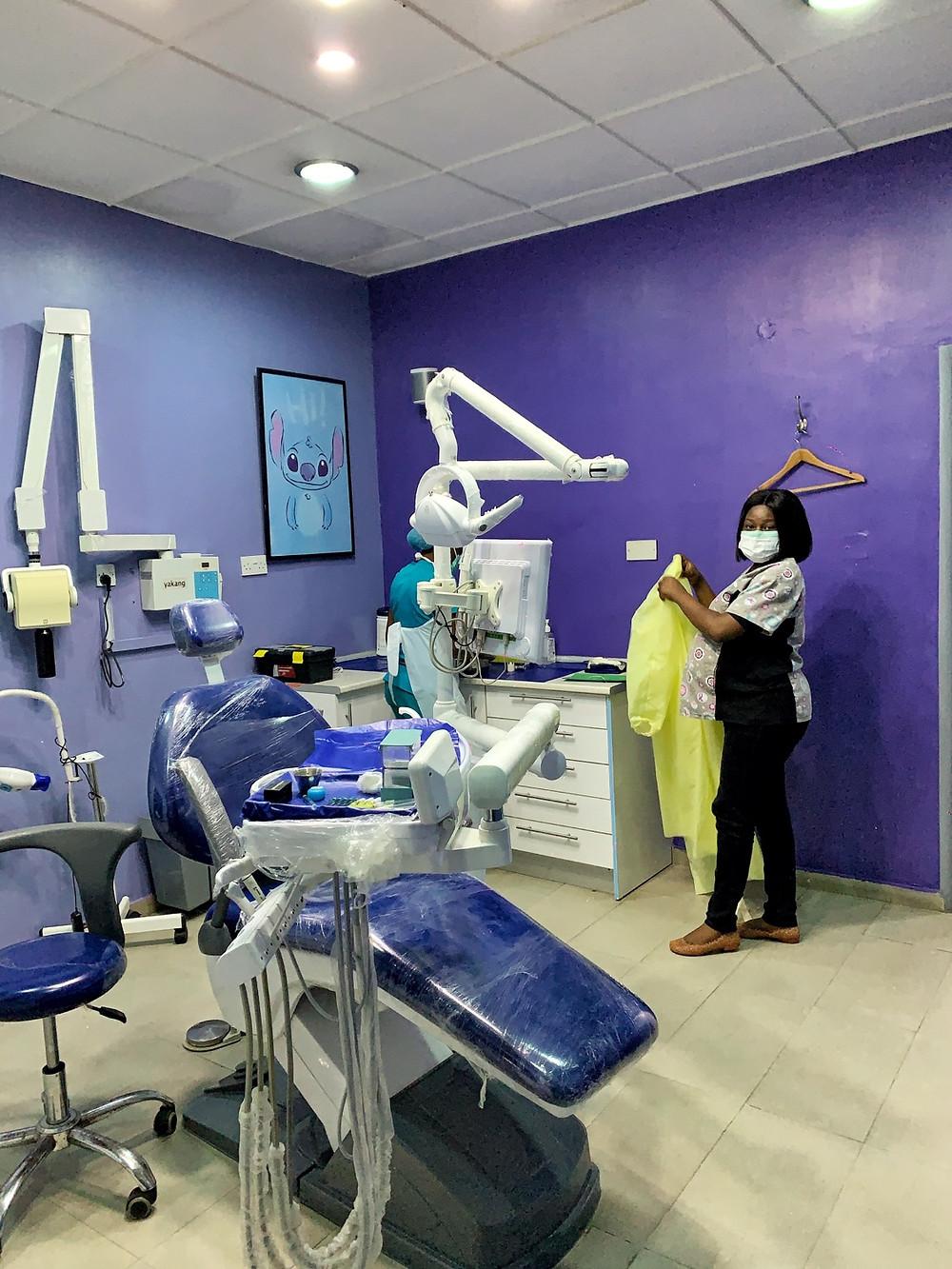 Dentist in Ikoyi