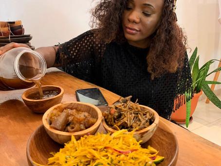 Exploring Igbo cuisine w/ Chef Obubu