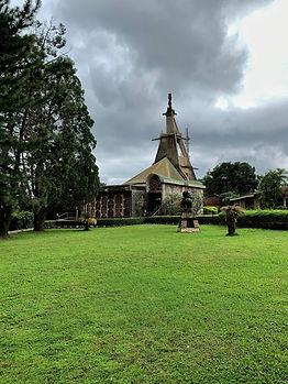 Exploring the works of Demas Nwoko - The Dominican Chapel, Ibadan