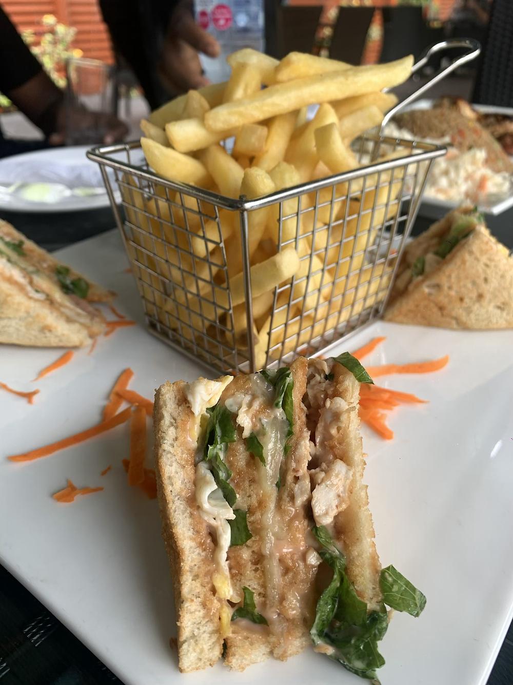 Club Sandwich from Boys Company