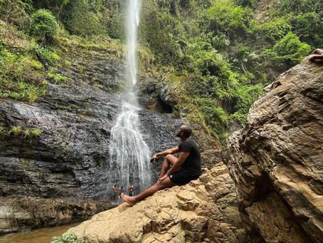 Owu Waterfalls; Kwara State