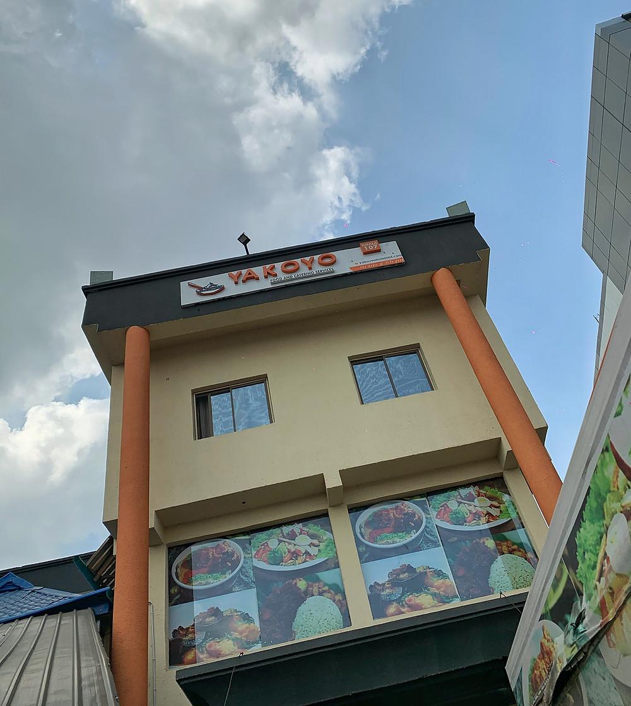 Yakoyo abula joint in Lekki