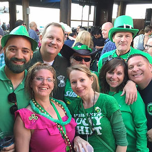 Krewe of St. Patrick Members