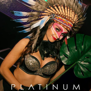 Theme makep for Platinum Nightclub