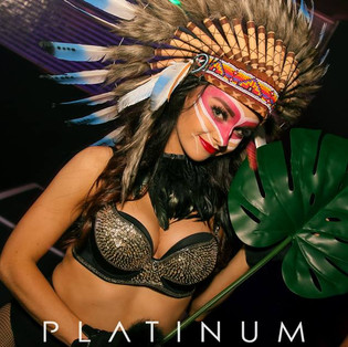 Theme makep for Platinum Nightclub