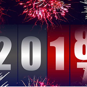 A happy New Year and prosperous 2018