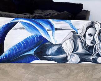 Candice Swanepoel (mermaid)