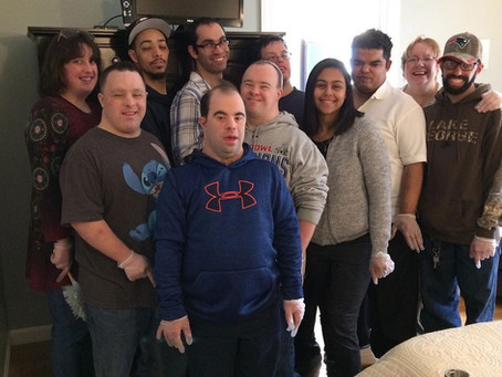 VocLinks Service Learning Project at Ronald McDonald House