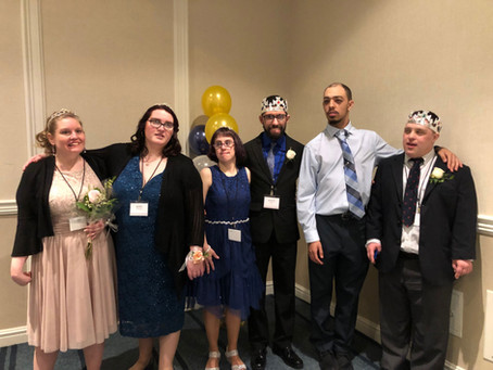 VocLinks Enjoys Night to Shine in Newport