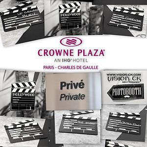 Soirée Entreprise Crowne Plaza