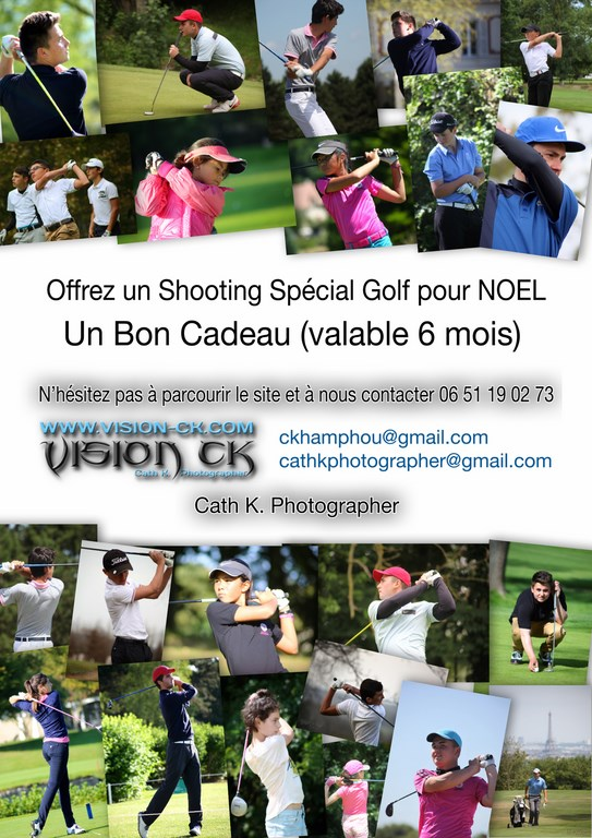 Prototype Shooting Golf NOEL
