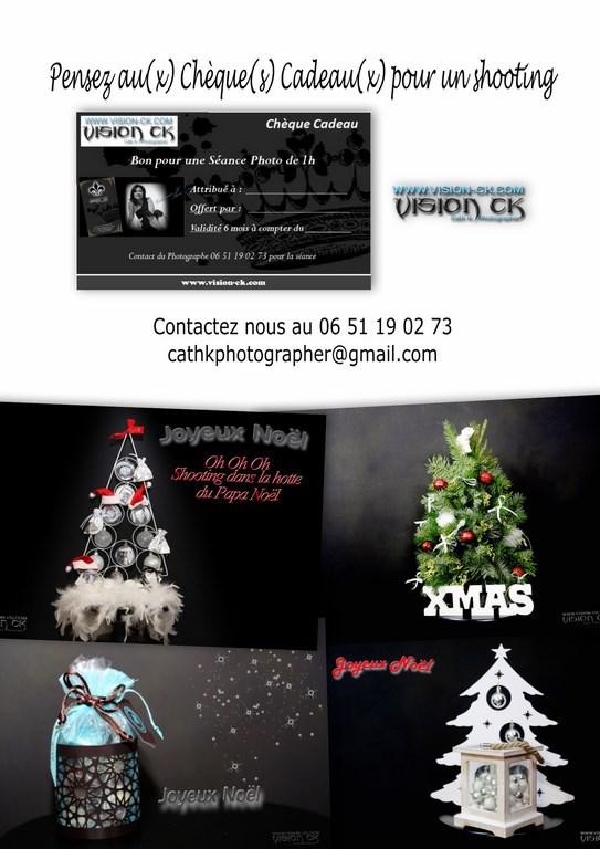 Cheque Cadeau NOEL 2018 (BD LOGOTE)