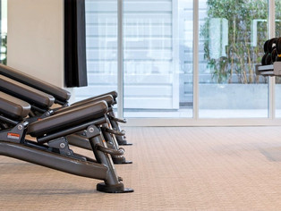 7 Ways Infinity's Flooring Improves and Maintains Gym Cleanliness