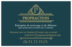 propraction CV