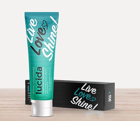 LUCIDE TOOTHPASTE