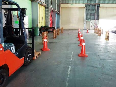 Forklift Safety Training Program