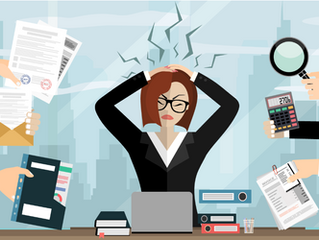 STRESS AT WORK ? HOW TO KNOW ?