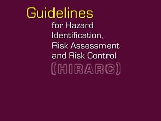 HIRARC Guideline DOSH