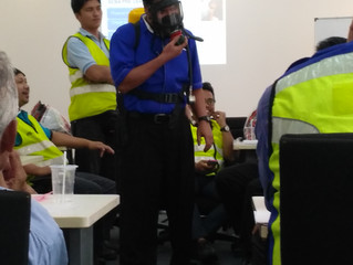 Emergency Response Team Training - for Ammonia Contamination