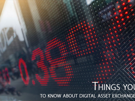 Things you need to know about digital asset exchange software